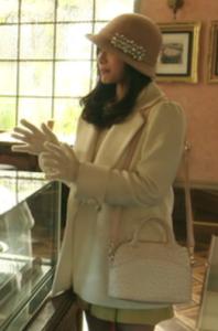 ドラマで利用したバッグ