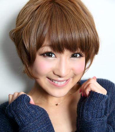 【鈴木奈々風の髪型の作り方!】ショートパーマが可愛過ぎるww