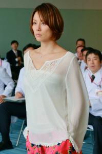 ②「ドクターX」第一期:米倉涼子の髪型