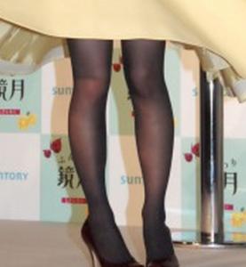 石原さとみの脚・足・美脚・綺麗2