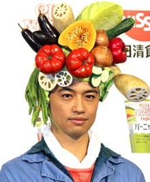 【野菜CMは斎藤工の歌なの?】イベントで女性に大好評!!