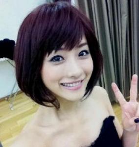 【前髪無い髪型が大人気!?】水原希子の面長美人編!