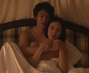 石田ゆり子と斎藤工のキスシーンドラマ!