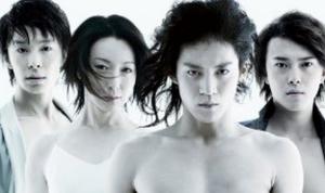 小栗旬の出演舞台:「カリギュラ」勝地涼、長谷川博己、横田栄司、若村麻由美