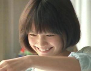 宮崎あおいのボブ髪型&前髪ショート5