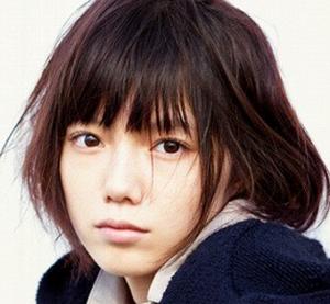 宮崎あおいのボブ髪型&前髪ショート1