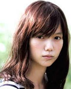 宮崎あおいのロングボブ髪型&前髪ショート3