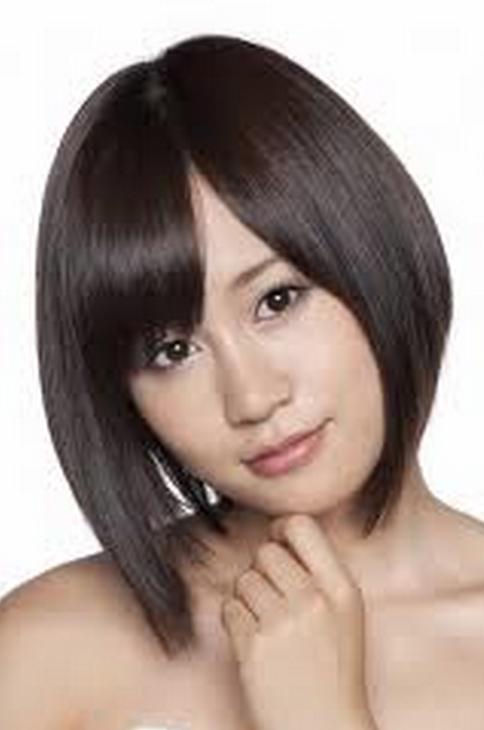 【前田敦子の前髪の切り方&作り方!】