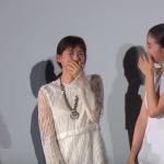 【綾瀬はるかが舞台挨拶で…】