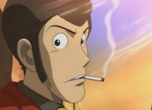 情熱大陸以外でタバコを吸ってる小栗旬1