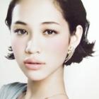 【前髪ない髪型が人気!!】水原希子の面長美人編!